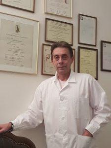 Δημήτρης Ραμαντζάς, Ιατρός Ομοιοπαθητικός, ειδικευμένος στην Κυτταρολογία